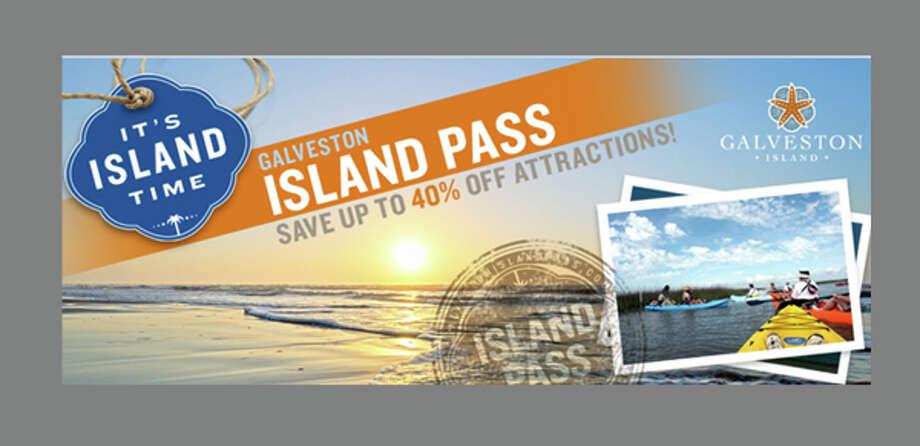 Island Pass Photo: Galveston