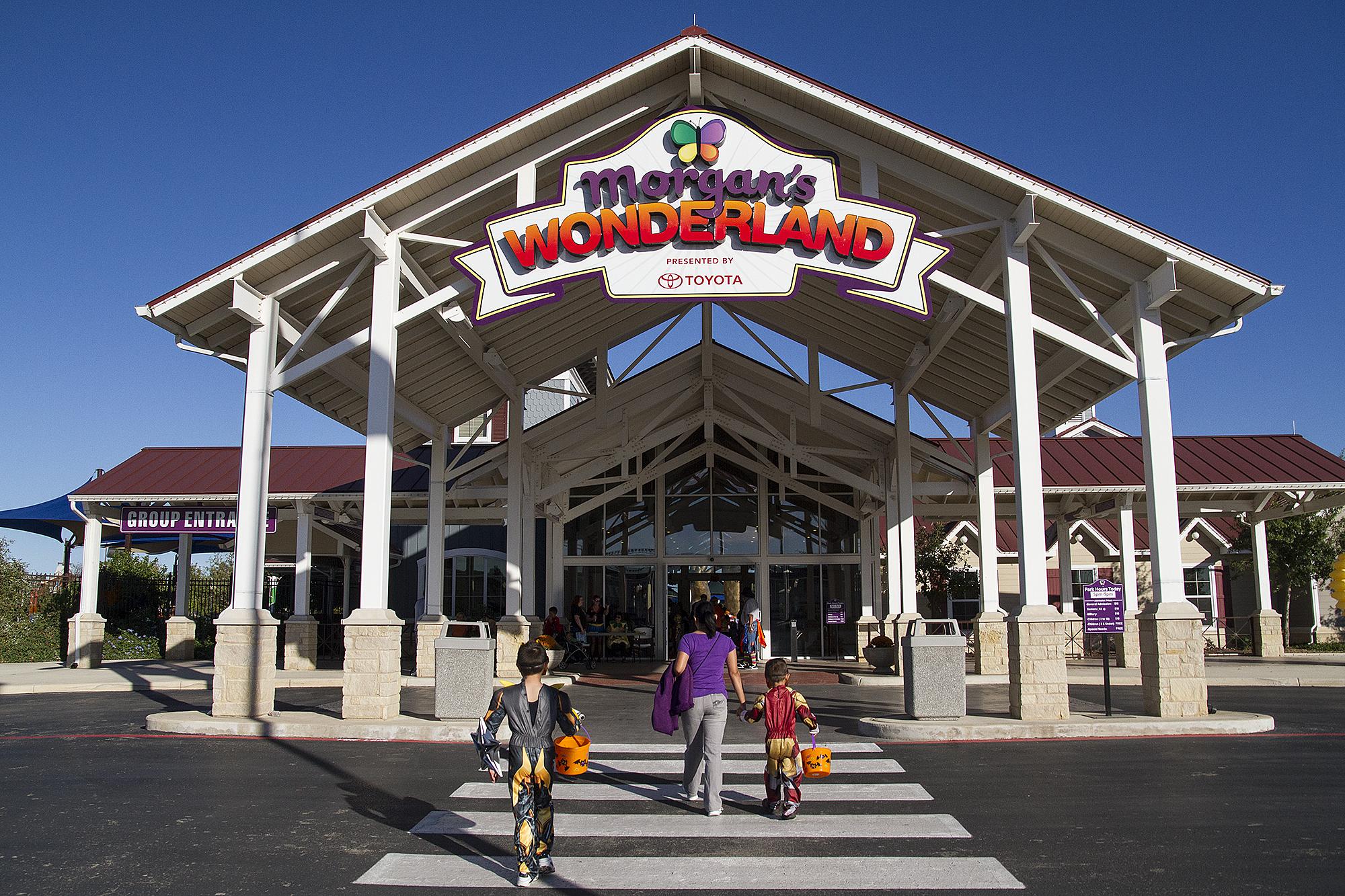 Morgan S Wonderland To Build Water Park In San Antonio