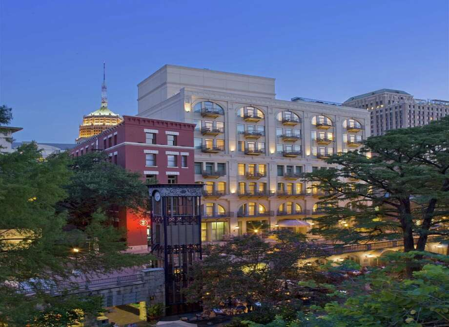 Consistently ranked among the top hotels in San Antonio, Mokara Hotel & Spa is located in the heart of the city across the River Walk from its companion property, Omni La Mansion del Rio Hotel. Photo: Mokara Hotel & Spa / Mokara Hotel & Spa