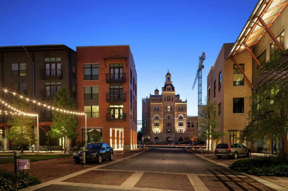 The Pearl, a development at the former Pearl Brewery in San Antonio, is full of restaurants, shops and apartments. For more photos of San Antonio on the rise, scroll through the slideshow. Photo: Hotel Emma / © Scott Martin