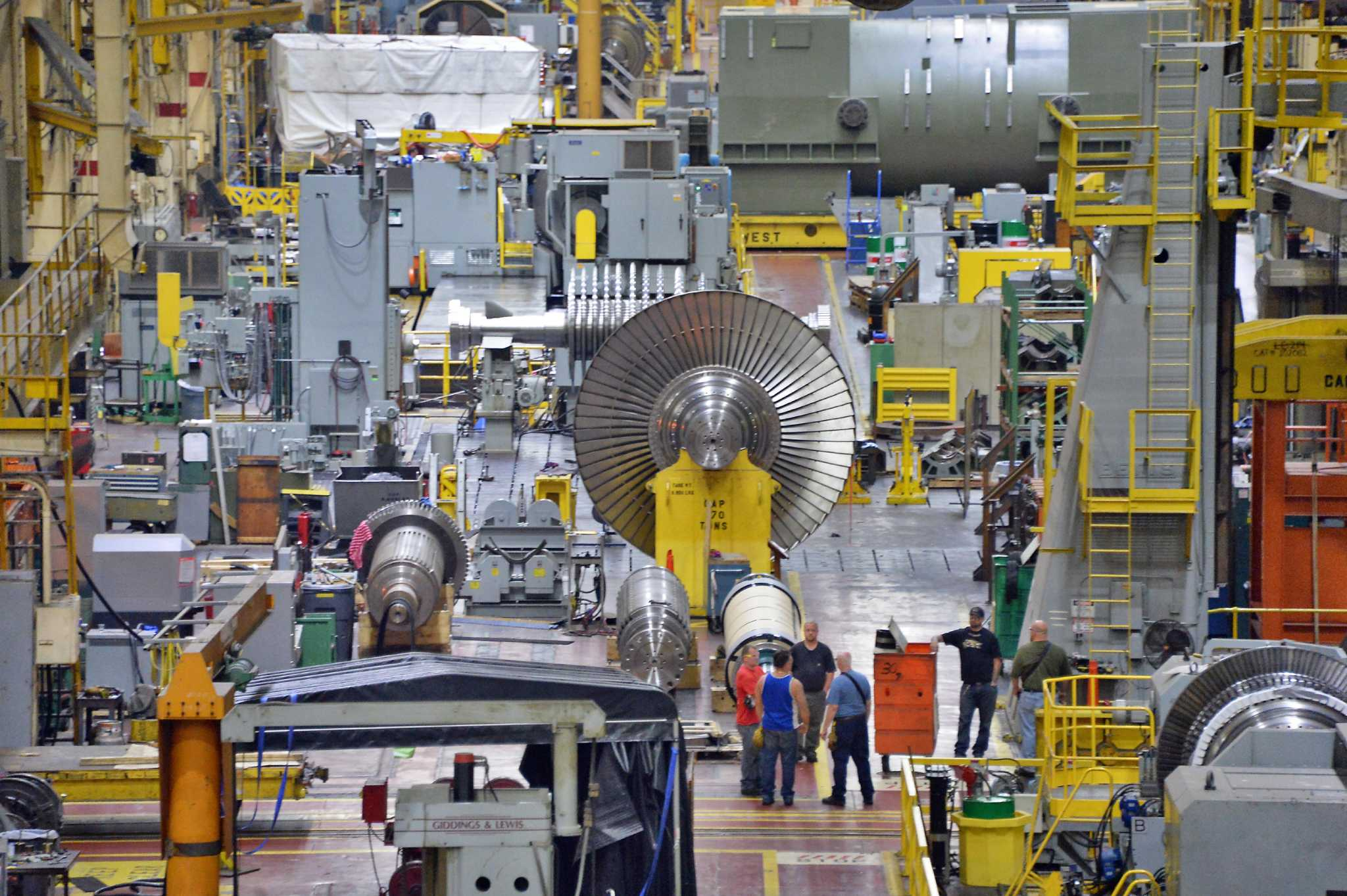 GE invests in Power & Water plant in Schenectady Times Union