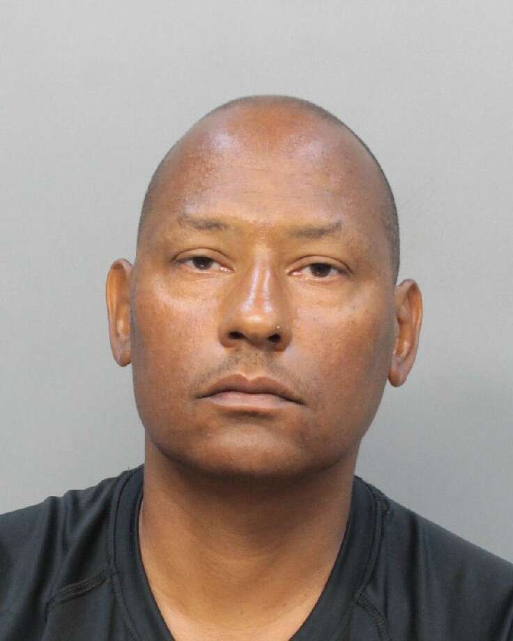 Melford Warren, Jr., pictured in a Miami-Dade County jail photo.