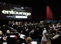 General atmosphere at the Greenwich Film Festival Special Screening of Entourage on May 26, 2015 in Greenwich, Connecticut.