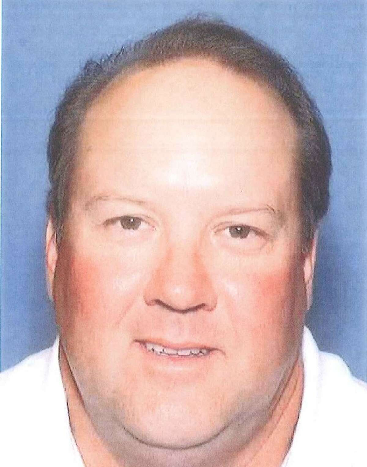 William Randall Charba, 42, last seen at 100 Deer Crossing, Wimberley, Texas.