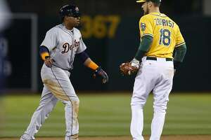A's lose 1-0 — on unearned run, of course - Photo