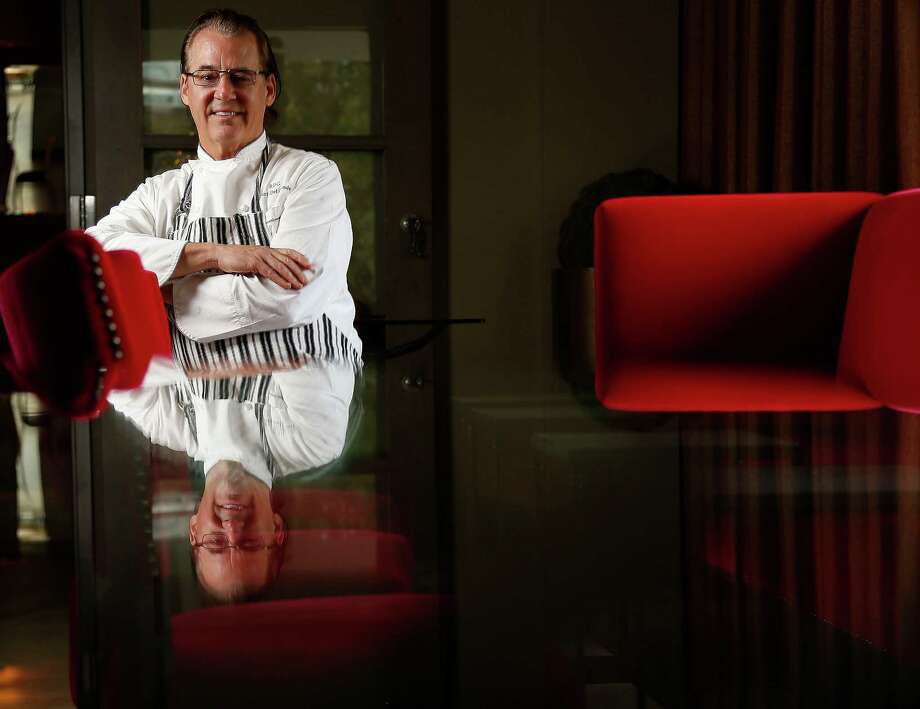 Chef Robert Del Grande will be inducted into the Wine & Food Week Chef of Chefs Hall of Fame. Photo: Karen Warren, Staff / © 2014 Houston Chronicle