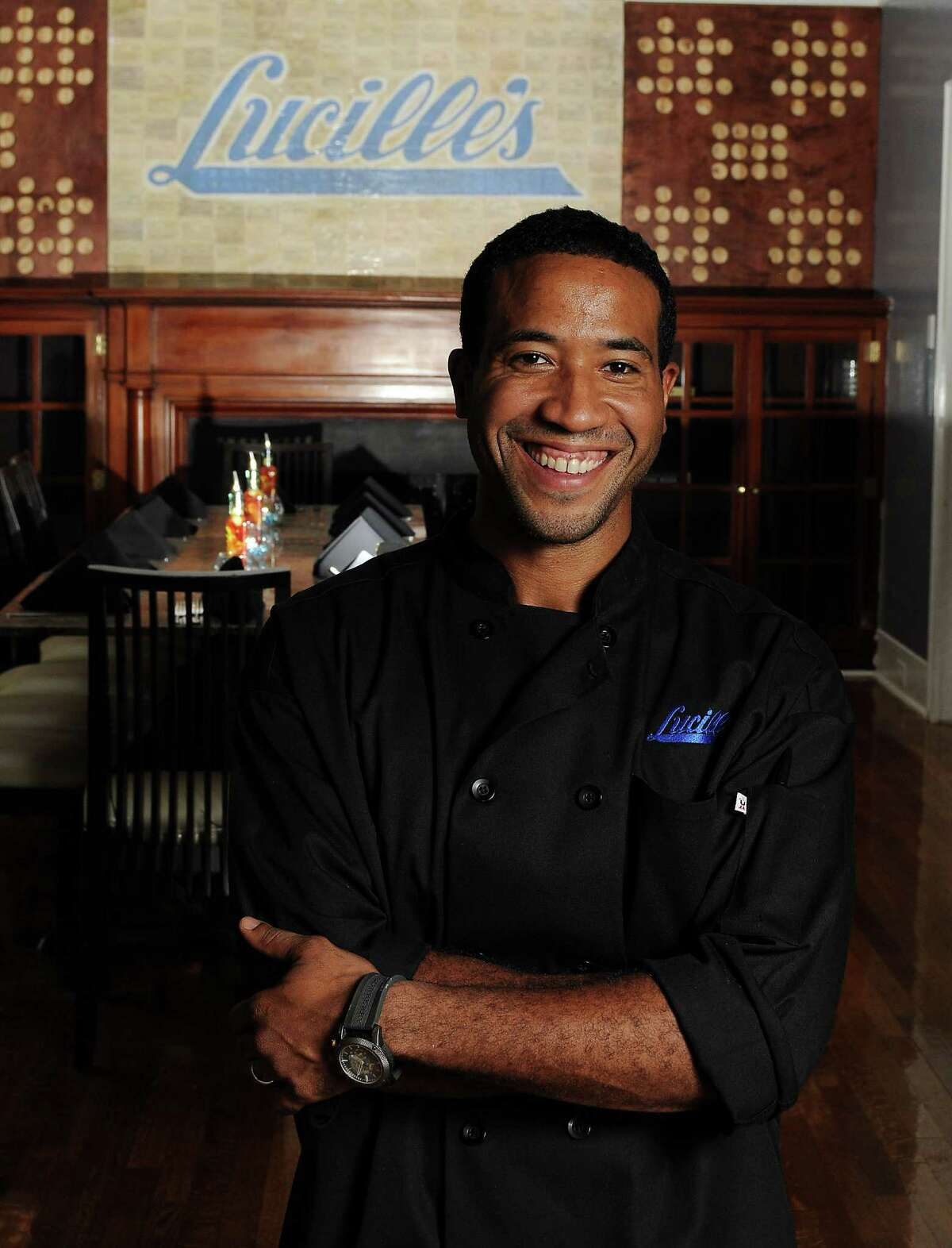 The U.S. Embassy invited chef Chris Williams of Lucille's to bring his signature dishes to Zagreb, Croatia, for a festival.
