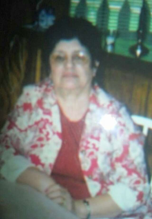 Alice Tovar, 73, went missing during the devastating floods on Monday. Her vehicle was found in a ditch in the Rosenberg area.