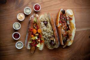 Rosamunde Sausage now grilling in Oakland's Temescal - Photo
