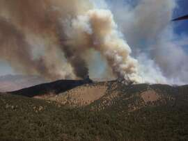 The Nicolls Fire, which started July 11, burned 1,680 acres of the Sequoia National Forest east of Bakersfield. The blaze was ignited by a marijuana grower.