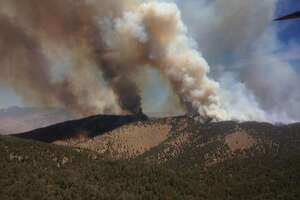 Pot grower gets 7 years for starting Sierra forest fire - Photo
