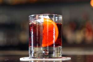 The most interesting Negroni-themed foods en route to San Francisco for Negroni Week - Photo