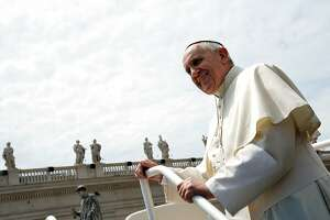 Pope ready to ally religion with science on climate change - Photo