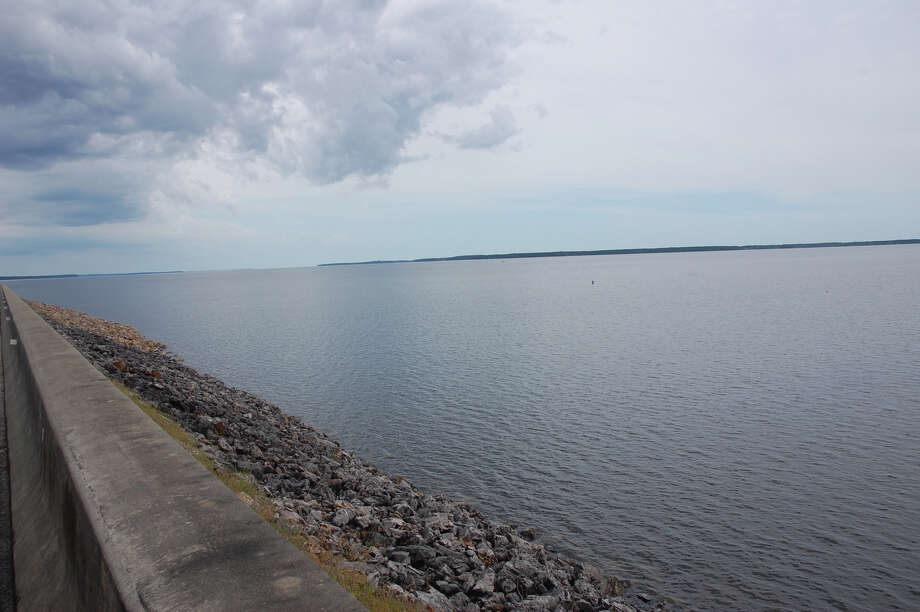 The Lower Neches Valley Authority is predicting a 50 percent annual increase in the next three years as new industrial projects begin operation, said LNVA general manager Scott Hall. Pictured, the Sam Rayburn Dam.