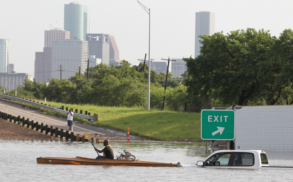 Remembering Houston S Memorial Day Flood One Of America S