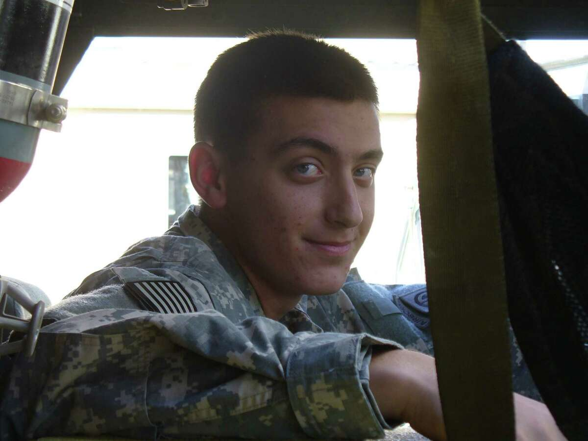 Cory Kosters, of The Woodlands, killed in 2007, in Iraq, at age 19.