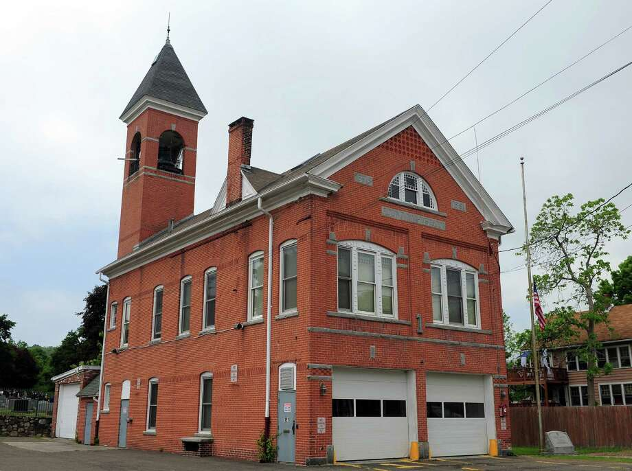 Fountain Hose Company Fire Station at 191 Howard Ave. in Ansonia, Conn. Ansonia Mayor David Cassetti wants to build a state of the art fire headquarters to replace the five dated stations spread throughout the city's six miles. Photo: Autumn Driscoll / Connecticut Post