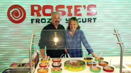 Rosie's  -- Greenwich.