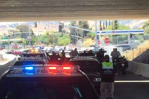 Antioch gas station standoff ends, hostages released - Photo