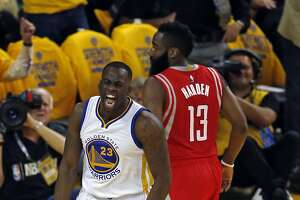 Warriors close out Rockets in West finals — bring on Cavs - Photo