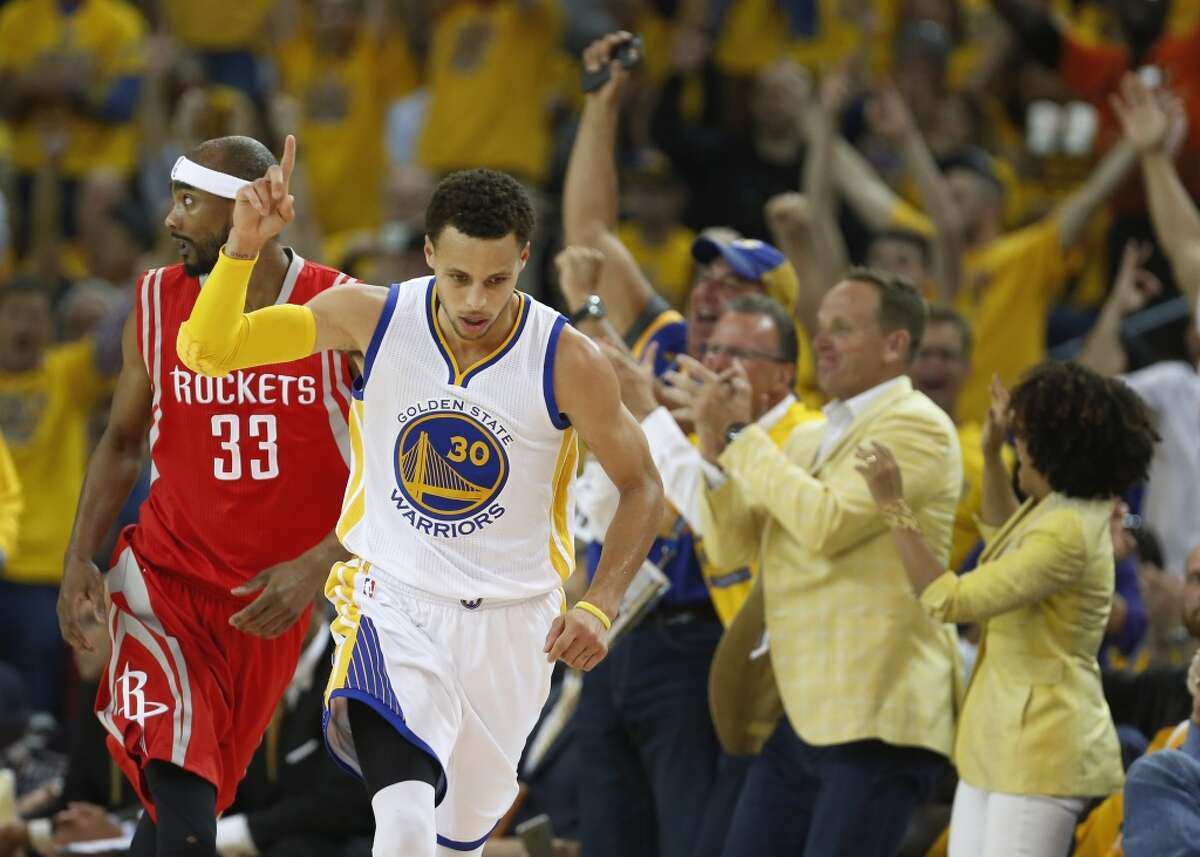 POINT GUARD Pat Beverley had career highs for assists (12) and steals (six) in the season's final game and averaged 11.4 points, 4.4 rebounds and 4.4 assists since the All-Star break. Reigning MVP Stephen Curry is an overwhelming favorite to repeat, after averaging a league best 30.1 points per game. He had the top scoring average of any player making 50 percent of his shots, 40 percent of his free throws and 90 percent of his free throws. Edge: Warriors