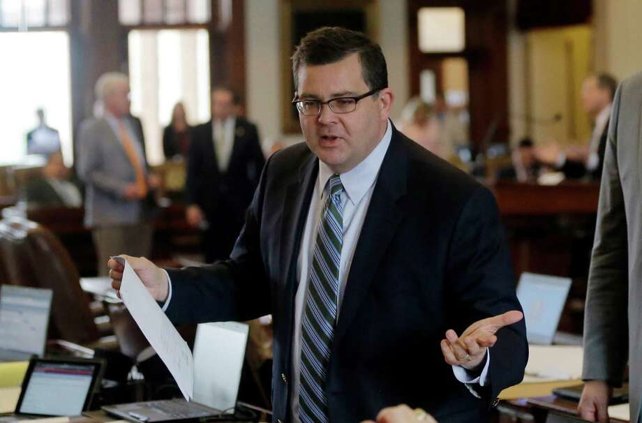State Rep. Larry Phillips, R-Sherman, said he has no doubt that his open carry bill will pass during the 84th legislative session. Photo: Eric Gay /Associated Press / AP