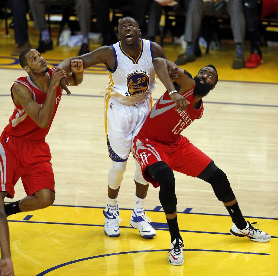 Houston Rockets 3rd Quarter Stats: Draymond Green: 'We're On Our Way'