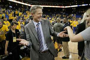 Warriors blossomed and thrived under rookie head coach - Photo