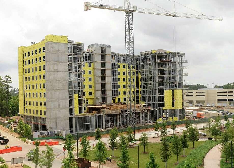 hotel boom to bring woodlands shenandoah boost in tax. Black Bedroom Furniture Sets. Home Design Ideas