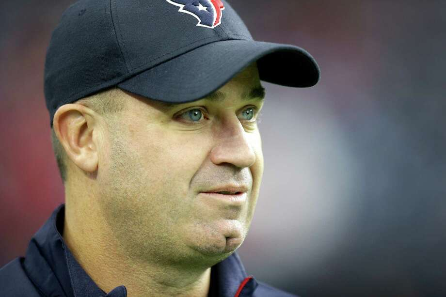 Texans head coach Bill O'Brien Photo: Brett Coomer, Staff / © 2014  Houston Chronicle