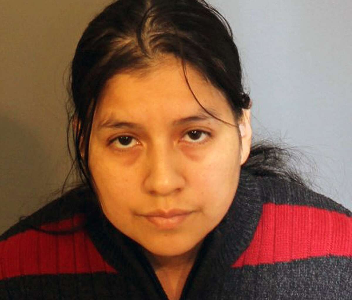 Prosecutors say Lidia Quilligana, a 31-year-old nanny, was caught on camera burning the hands and leg of a 3-year-old girl she was baby-sitting.