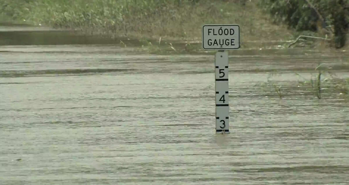In all, a record 8.81 inches of rain fell across Texas in May. This is the equivalent of more than 35 trillion gallons of water.