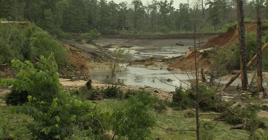A large storm system devastated parts of Texas over the Memorial Day weekend and caused extensive damage to the state park system. Bastrop State Park is pictured in this Texas Parks and Wildlife Youtube video. Photo: Texas Parks And Wildlife Via Youtube