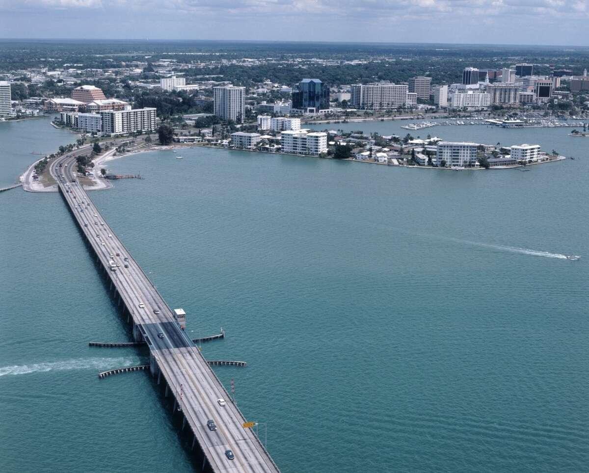 Sarasota, Fla. 10.70 percent
