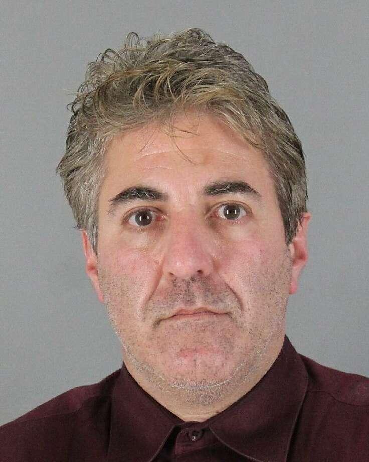 Attorney Deron Kartoon Photo: San Mateo Co. Sheriff