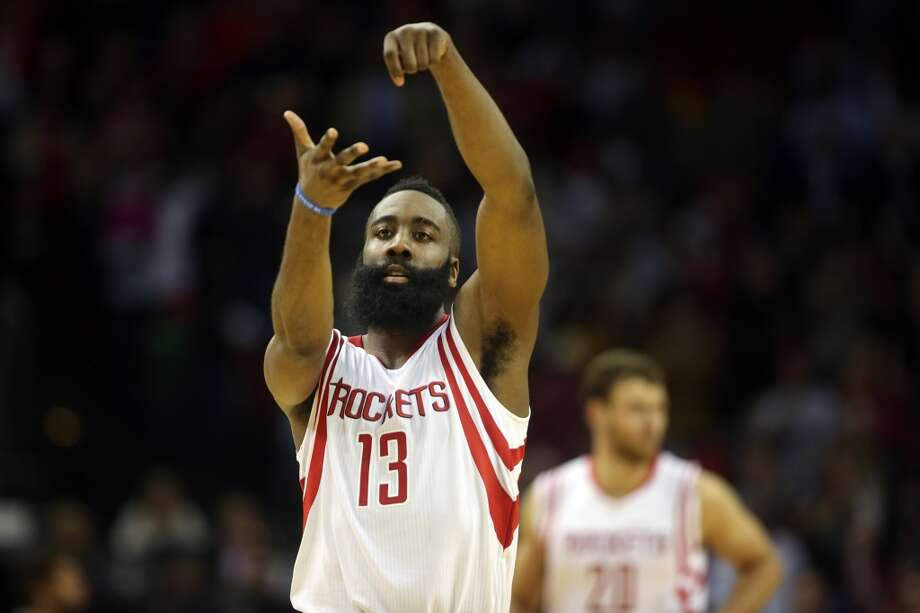 100. James Harden, NBATotal earnings: $18.8 millionSalary: $14.8 millionEndorsements: $4 million Photo: Mayra Beltran, Houston Chronicle