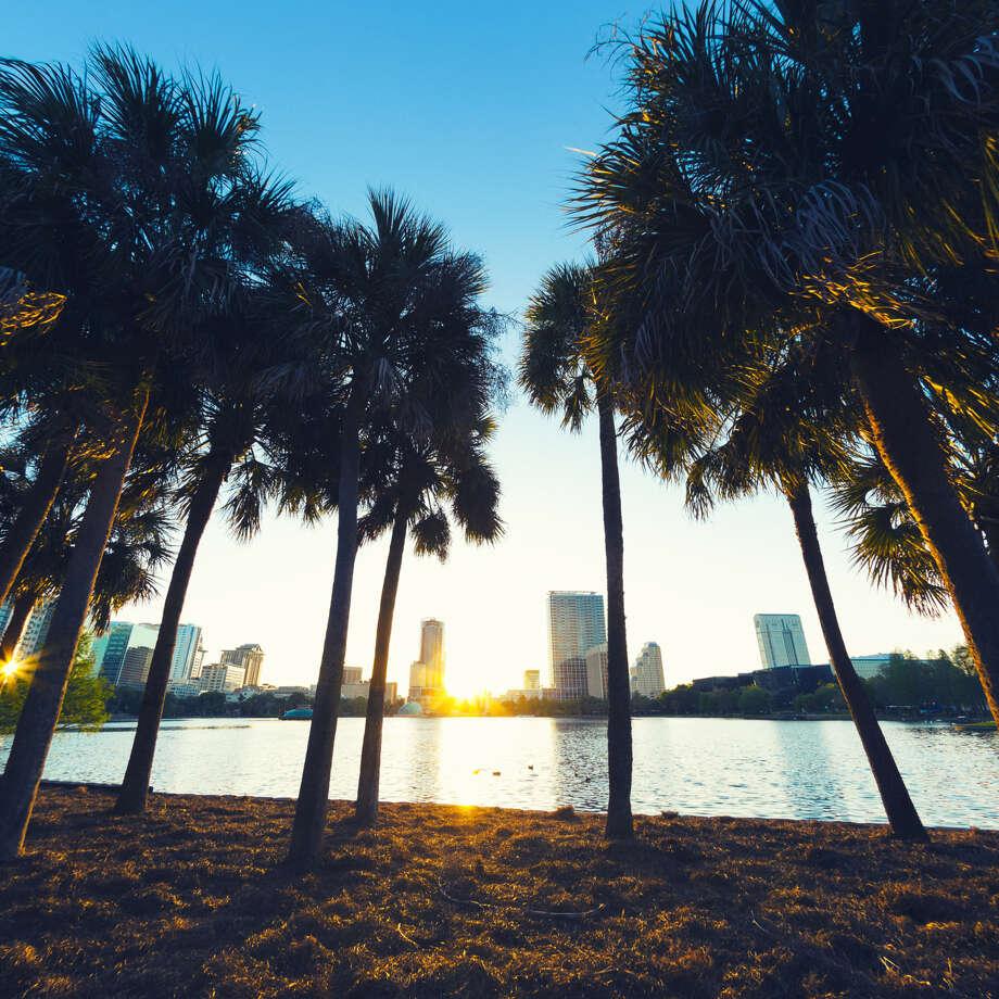 Zillow's fastest appreciating U.S. housing markets5. OrlandoMedian home value: $209,000Year-over-year growth: 8.9 percent Photo: Giorgio Fochesato, Getty Images  / (c) Giorgio Fochesato