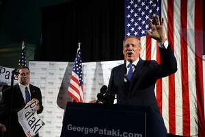 Former N.Y. Gov. George Pataki enters GOP presidential race - Photo