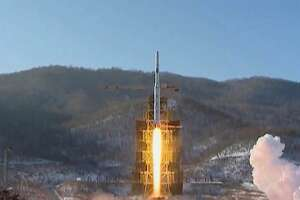 Major construction at North Korea rocket site, U.S. group says - Photo