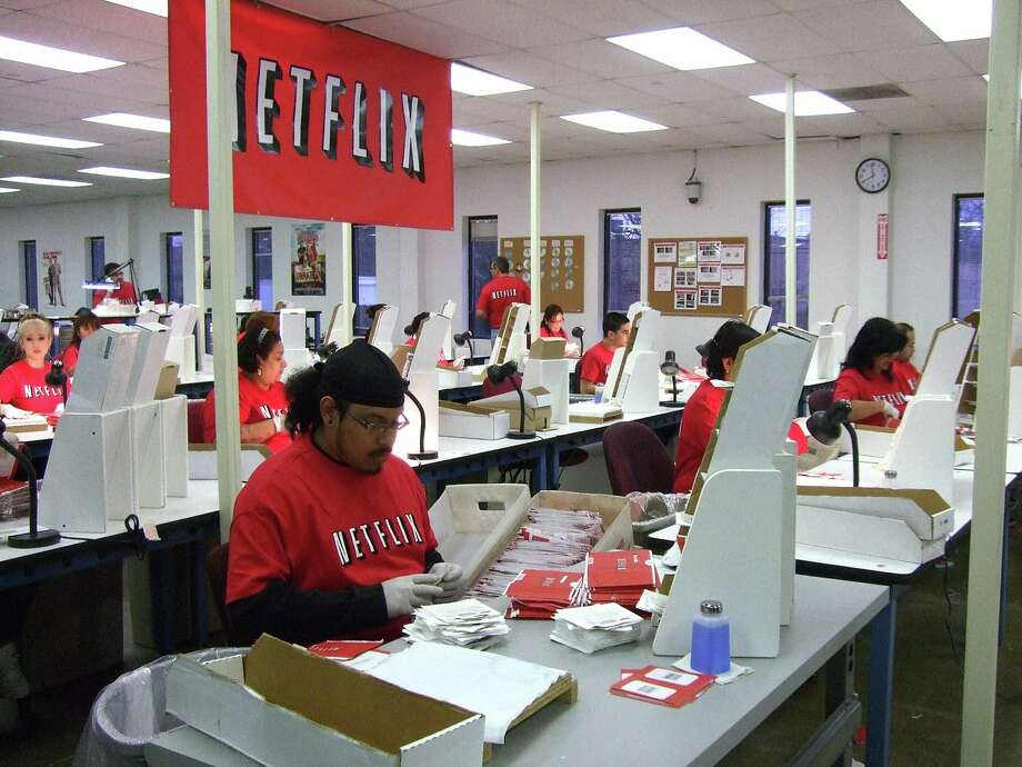 Netflix Average 2014 salary: $214,693Number of Labor Condition Applications filed:87Source: Quartz Photo: MARINE LAOUCHEZ, Getty Images / 2009 AFP