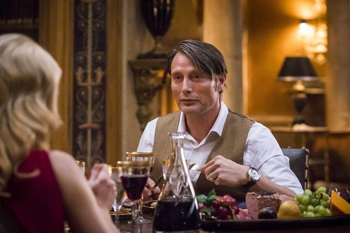 Hannibal (Season 1-3) Leaving Netflix June 4