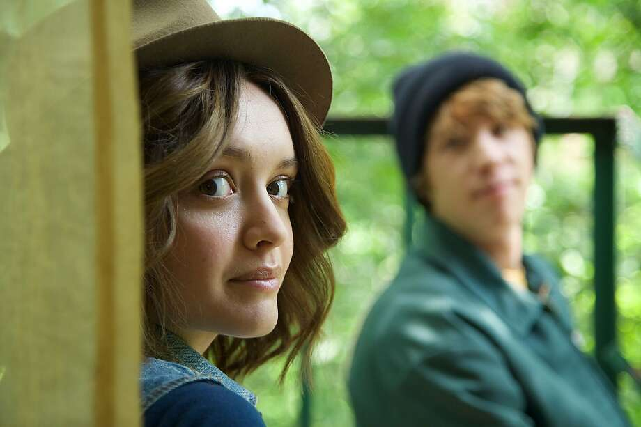 "Olivia Cooke's performance is full of life in ""Me and Earl and the Dying Girl."" The smart and heartfelt comedy-drama opens June 12. Olivia Cooke as ""Rachel"" and Thomas Mann as ""Greg"" in ME AND EARL AND THE DYING GIRL. Photo by Anne Marie Fox. © 2015 Twentieth Century Fox Film Corporation All Rights Reserved Photo: Anne Marie Fox, 20th Century Fox"