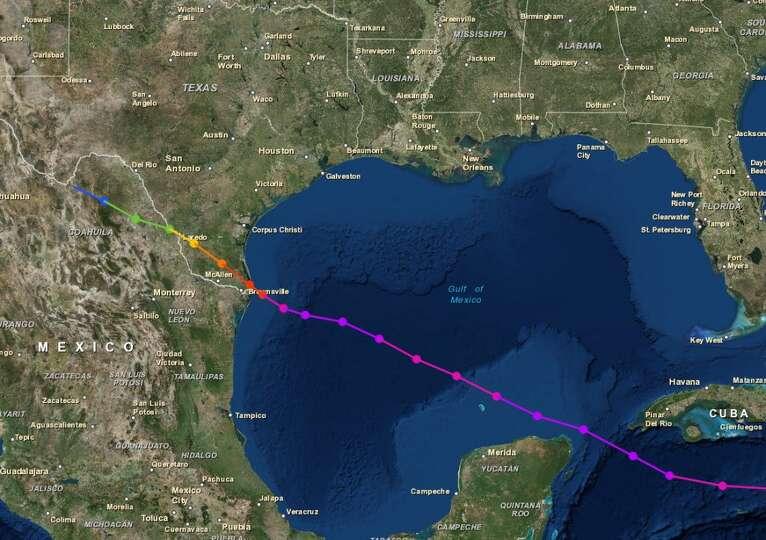 Hurricane Allen Formed August 1980 Photo 8061614 110638