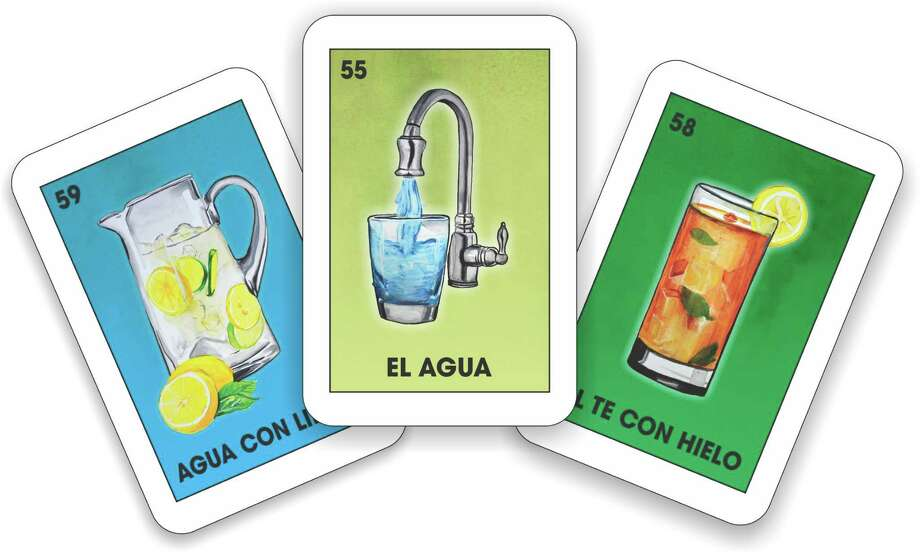 Lotería de Aquas is a card game distributed by the San Antonio Metropolitan Health District to WIC clinics, Baby Café, diabetes workshops and other places and events to help educate the public about healthful alternatives to sugary soda. But Metro Health was thwarted from launching a broader awareness campaign on sugar-sweetened beverages, which contribute much to San Antonio's high levels of obesity and diabetes. Photo: /Courtesy Metro Health