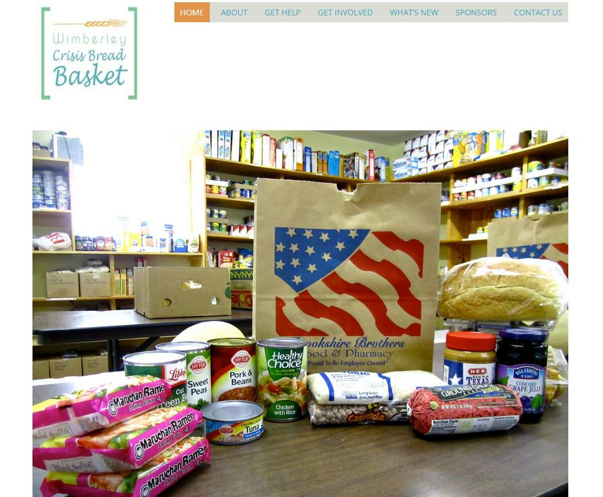 Donate to the Wimberley Crisis Bread Basket The organization provides food on a short-term basis, but will also be providing pet food, paper goods, cleaning supplies, toiletries and more. They will be available from 9 a.m. to 5 p.m. daily. Those interested in providing donations to the organization can do so via PayPal at their website. Click here to find out more.