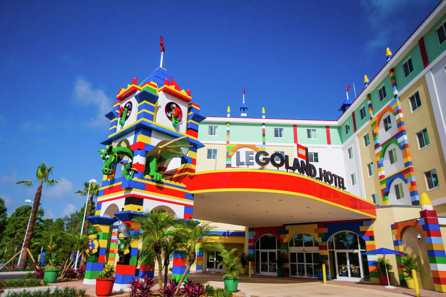 LEGOLAND Florida Resort opened the new 152-room LEGOLAND Hotel built for kids on May 15. Photo: Chip Litherland, Chip Litherland For LEGOLAND Florida/Merlin Entertainments Group Inc. / © 2015 Chip Litherland Photography Inc.