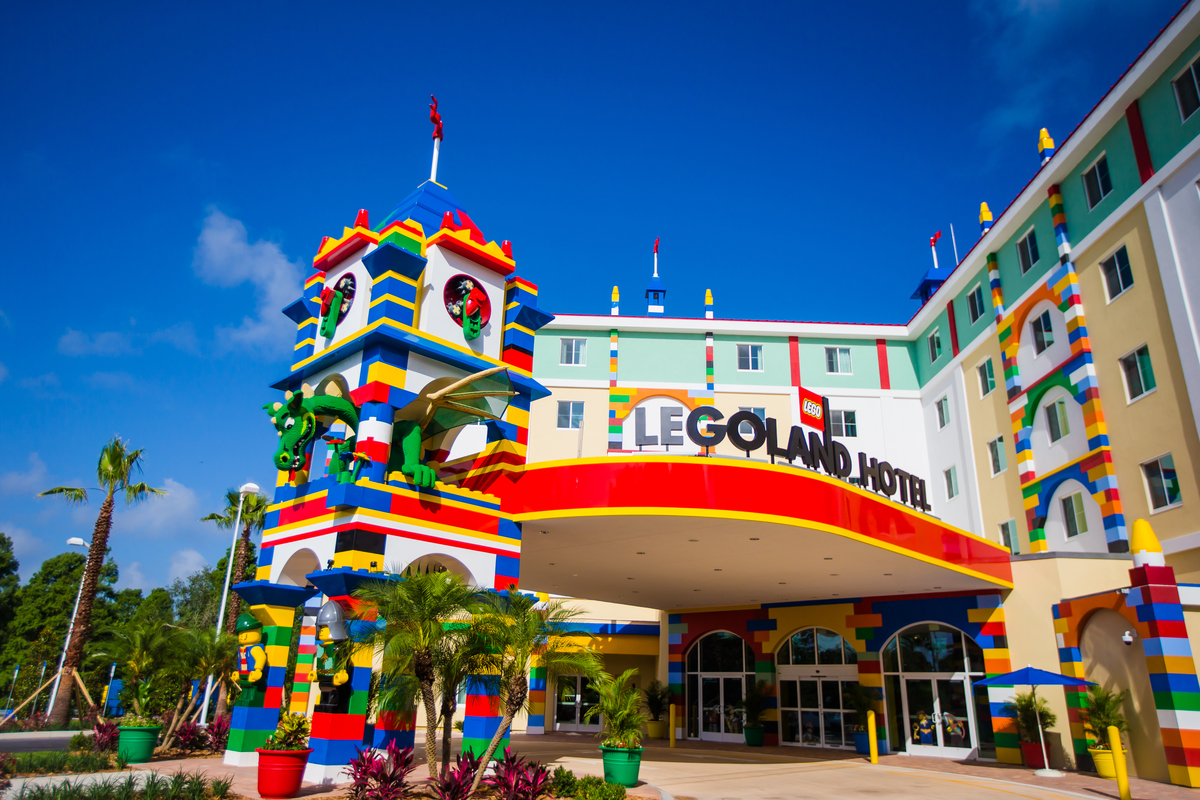 LEGOLAND Florida Resort opens new themed hotel  Houston
