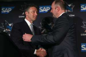 Sharks head coach Peter DeBoer eager to get started - Photo
