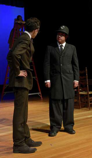 An analysis of constable warren in the play our town by thornton wilder