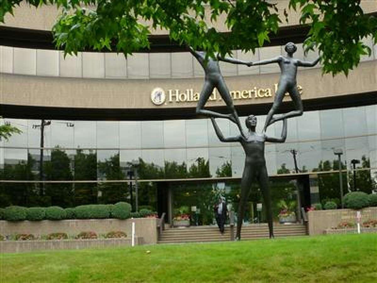 Holland America Line's Seattle headquarters, located at 300 Elliott Avenue West.